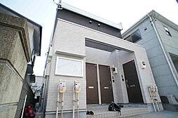 神奈川県厚木市岡田2丁目の賃貸アパートの外観