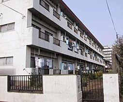 東京都三鷹市上連雀4丁目の賃貸マンションの外観