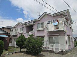 神奈川県茅ヶ崎市香川2丁目の賃貸アパートの外観