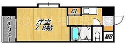 西新ヴィンテージ[6階]の間取り