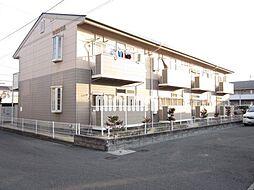 ひまわり A棟[1階]の外観