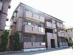 大阪府和泉市箕形町5丁目の賃貸アパートの外観