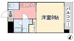 松山市駅駅 4.8万円
