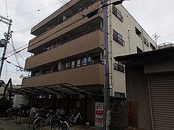 大阪府松原市上田6丁目の賃貸マンションの外観