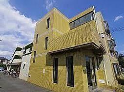 東京都練馬区大泉学園町8丁目の賃貸マンションの外観