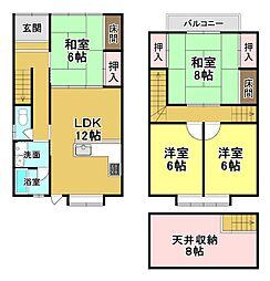 円町駅 1,980万円