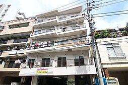 神奈川県横浜市中区三吉町の賃貸マンションの外観