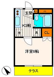 中央線 立川駅 徒歩10分