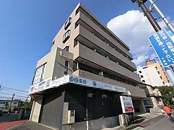 千葉県千葉市中央区要町の賃貸アパートの外観