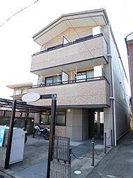 安村マンション[1階]の外観