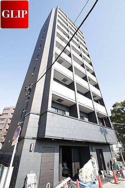 Le'a横濱鶴見中央弐番館[201号室]の外観