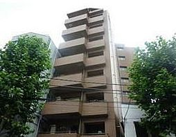 東京都中野区本町6丁目の賃貸マンションの外観