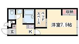 大塩駅 3.8万円