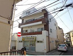 神奈川県横浜市金沢区寺前1丁目の賃貸マンションの外観
