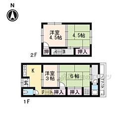 修学院駅 6.0万円