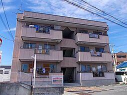 大阪府和泉市池田下町の賃貸マンションの外観
