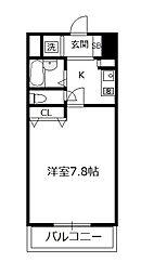INOUEビル[3階]の間取り