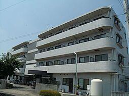 あさひレジデンス五番館[4階]の外観
