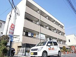 大阪府高槻市南松原町の賃貸マンションの外観