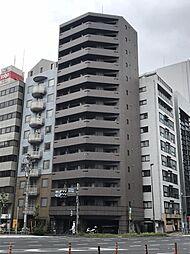 パークウェル三田[10階]の外観