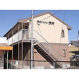 奈良県橿原市今井町の賃貸アパートの外観