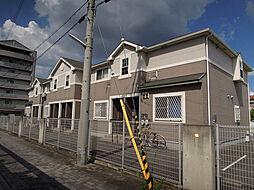 ウイング本郷[105号室]の外観