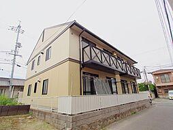 広島県安芸郡海田町南昭和町の賃貸アパートの外観
