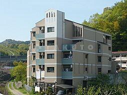 緑山荘山田[4階]の外観