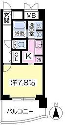 IIXII[3階]の間取り
