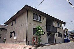 クロワール2000 A棟[1階]の外観