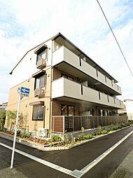福岡県福岡市中央区地行4丁目の賃貸アパートの外観