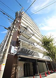 ラシュレエグゼ難波西[4階]の外観