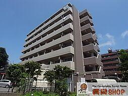 千葉県船橋市東船橋3の賃貸マンションの外観