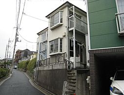 東京都板橋区成増4の賃貸アパートの外観