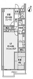 ノア柿生ガーデン[5階]の間取り