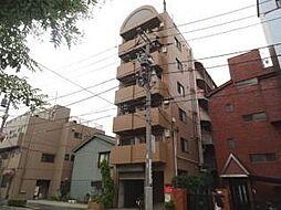 エステート亀有[4階]の外観