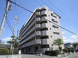 大阪府堺市東区日置荘西町7丁の賃貸マンションの外観