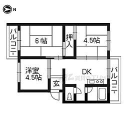 国際会館駅 5.5万円