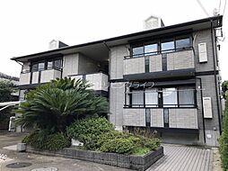 大阪府高槻市唐崎中2丁目の賃貸アパートの画像
