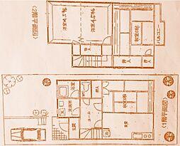 [テラスハウス] 千葉県佐倉市王子台5丁目 の賃貸【/】の間取り