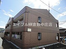 JR宇野線 茶屋町駅 3.5kmの賃貸アパート