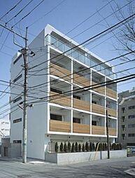 神奈川県相模原市中央区鹿沼台1丁目の賃貸マンションの外観