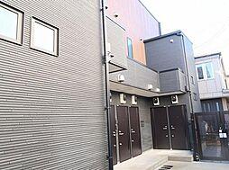 ルネコート東長崎[101号室]の外観