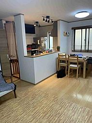 川口市安行吉岡 中古戸建て 4LDKの居間