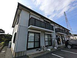 千葉県印旛郡栄町安食2丁目の賃貸アパートの外観