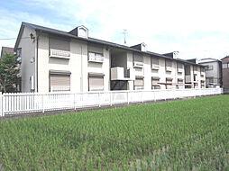 大阪府泉南市新家の賃貸アパートの外観
