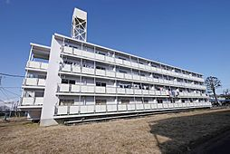 ビレッジハウス日立3号棟[101号室]の外観