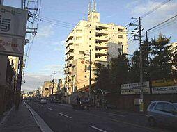 デトムワン今出川通[3階]の外観