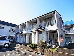 [タウンハウス] 千葉県松戸市新松戸3丁目 の賃貸【千葉県 / 松戸市】の外観