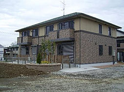 埼玉県さいたま市岩槻区宮町2丁目の賃貸アパートの外観